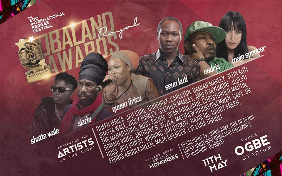 Obaland Royal Awards